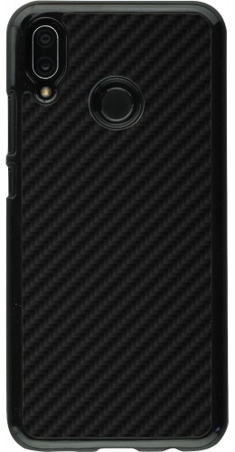 Coque Huawei P20 Lite - Carbon Basic
