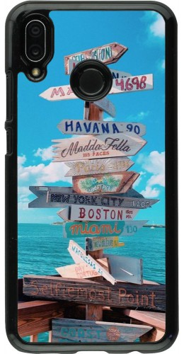 Coque Huawei P20 Lite - Cool Cities Directions