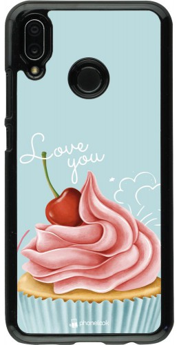 Coque Huawei P20 Lite - Cupcake Love You