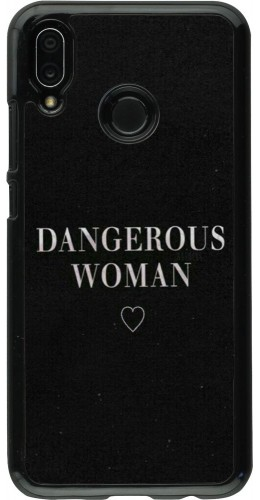 Coque Huawei P20 Lite - Dangerous woman