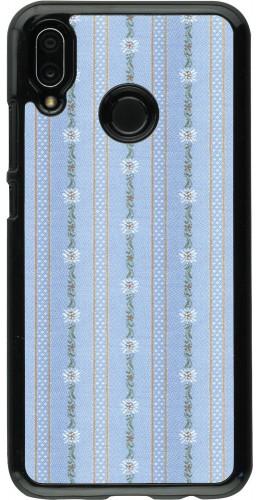 Coque Huawei P20 Lite - Edelweiss