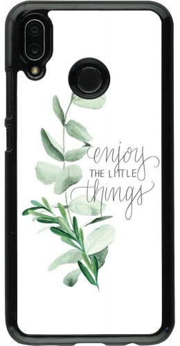 Coque Huawei P20 Lite - Enjoy the little things