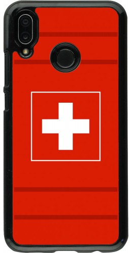 Coque Huawei P20 Lite - Euro 2020 Switzerland