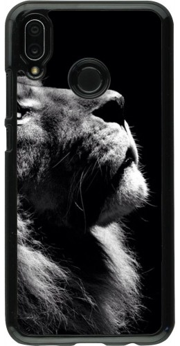 Coque Huawei P20 Lite - Lion looking up