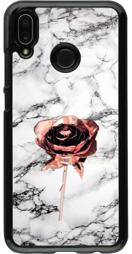 Coque Huawei P20 Lite - Marble Rose Gold
