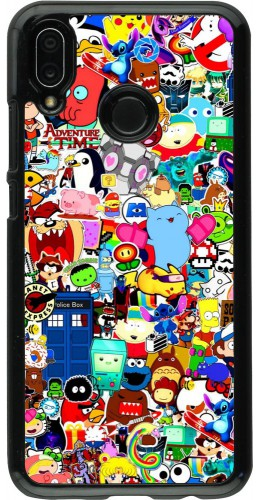 Coque Huawei P20 Lite - Mixed cartoons