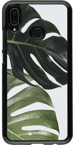 Coque Huawei P20 Lite - Monstera Plant