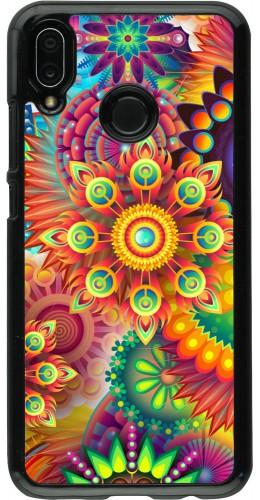 Coque Huawei P20 Lite - Multicolor aztec