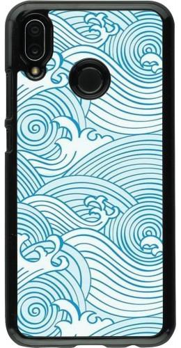 Coque Huawei P20 Lite - Ocean Waves