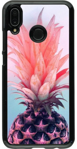Coque Huawei P20 Lite - Purple Pink Pineapple