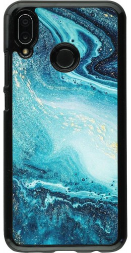 Coque Huawei P20 Lite - Sea Foam Blue