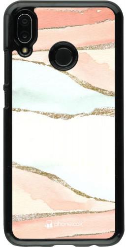 Coque Huawei P20 Lite - Shimmering Orange