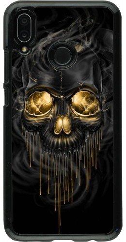 Coque Huawei P20 Lite - Skull 02