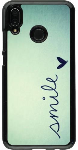 Coque Huawei P20 Lite - Smile