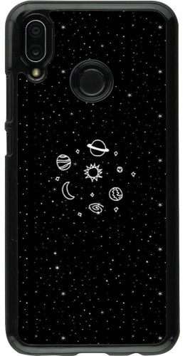 Coque Huawei P20 Lite - Space Doodle