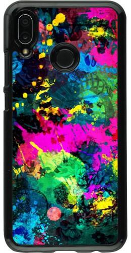 Coque Huawei P20 Lite - splash paint