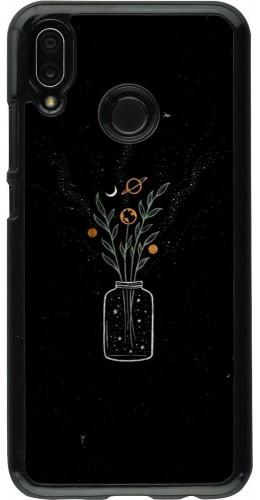 Coque Huawei P20 Lite - Vase black