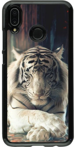Coque Huawei P20 Lite - Zen Tiger