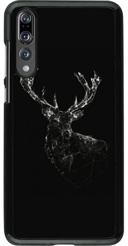 Coque Huawei P20 Pro - Abstract deer