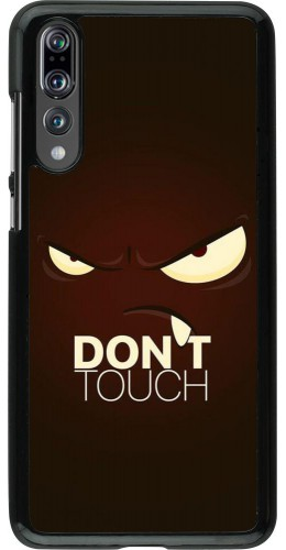 Coque Huawei P20 Pro - Angry Dont Touch
