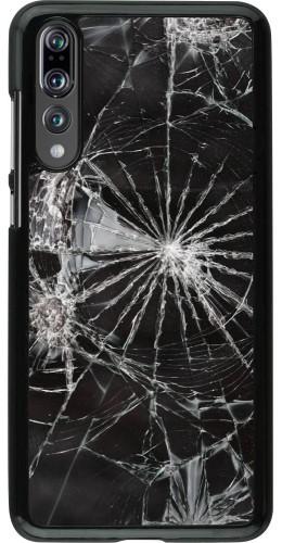 Coque Huawei P20 Pro - Broken Screen