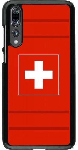 Coque Huawei P20 Pro - Euro 2020 Switzerland