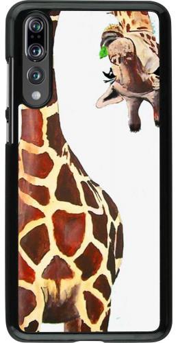 Coque Huawei P20 Pro - Giraffe Fit