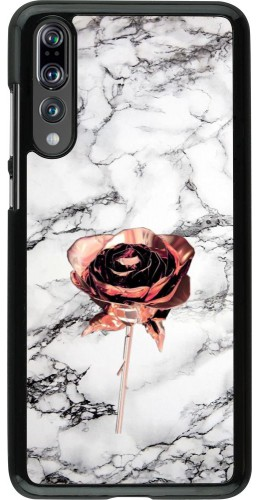 Coque Huawei P20 Pro - Marble Rose Gold