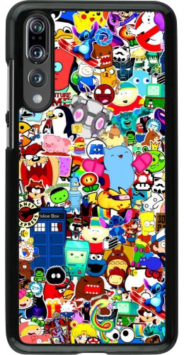 Coque Huawei P20 Pro - Mixed cartoons