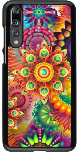 Coque Huawei P20 Pro - Multicolor aztec