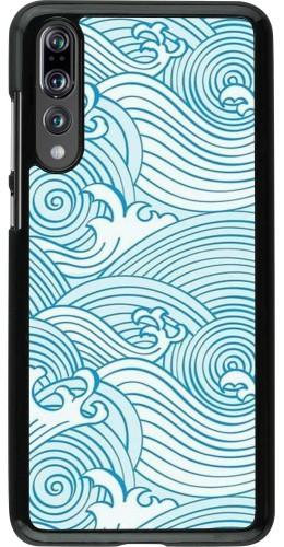 Coque Huawei P20 Pro - Ocean Waves