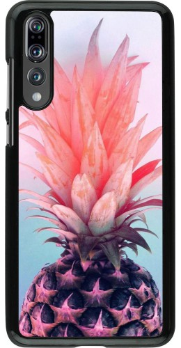 Coque Huawei P20 Pro - Purple Pink Pineapple