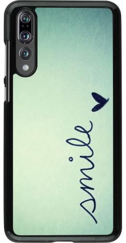 Coque Huawei P20 Pro - Smile