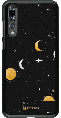 Coque Huawei P20 Pro - Space Vector