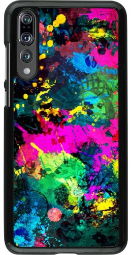 Coque Huawei P20 Pro - splash paint