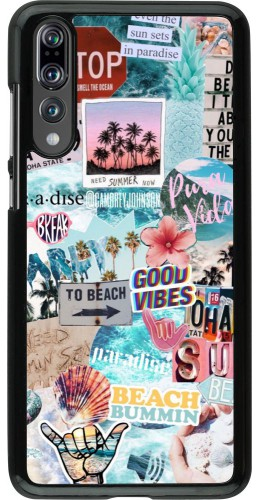Coque Huawei P20 Pro - Summer 20 collage