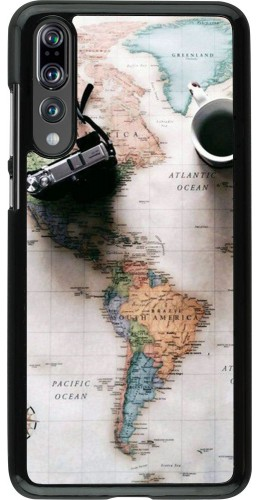 Coque Huawei P20 Pro - Travel 01