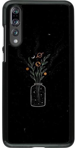 Coque Huawei P20 Pro - Vase black