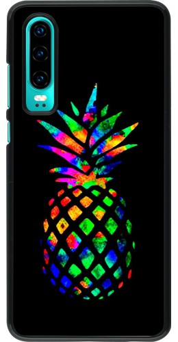 Coque Huawei P30 - Ananas Multi-colors