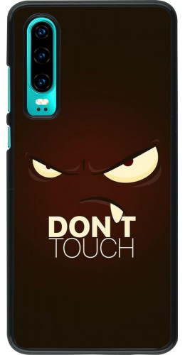 Coque Huawei P30 - Angry Dont Touch