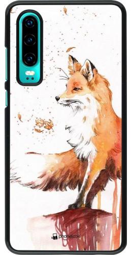 Coque Huawei P30 - Autumn 21 Fox