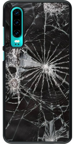 Coque Huawei P30 - Broken Screen