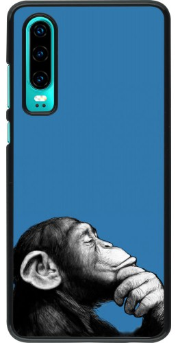 Coque Huawei P30 - Monkey Pop Art
