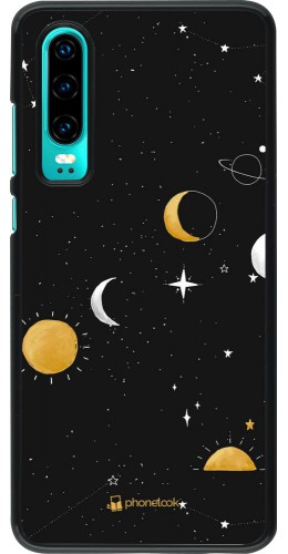 Coque Huawei P30 - Space Vector