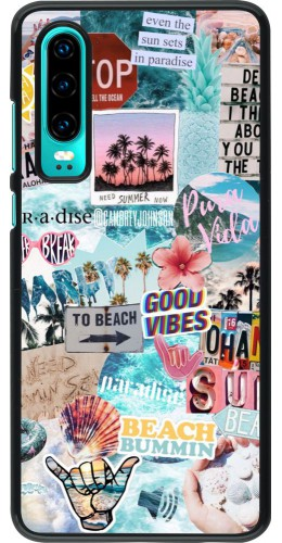Coque Huawei P30 - Summer 20 collage