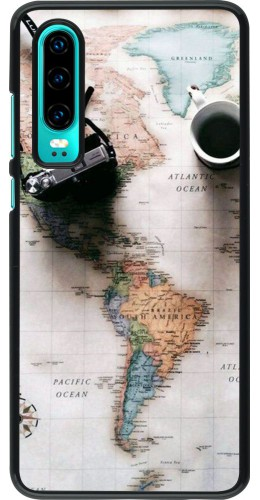 Coque Huawei P30 - Travel 01