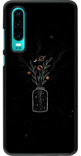 Coque Huawei P30 - Vase black