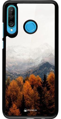 Coque Huawei P30 Lite - Autumn 21 Forest Mountain