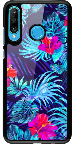 Coque Huawei P30 Lite - Blue Forest