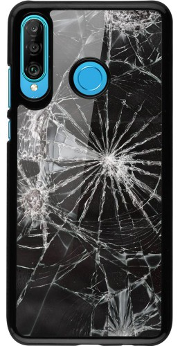 Coque Huawei P30 Lite - Broken Screen